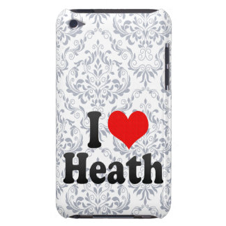 I love Heath iPod Touch Cover