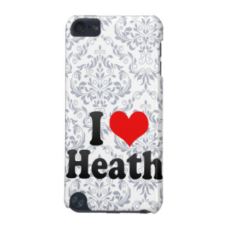 I love Heath iPod Touch (5th Generation) Covers
