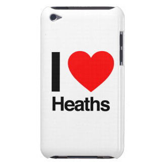 i love heaths iPod touch cover