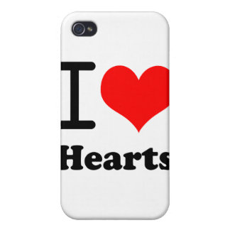 I love heats iPhone 4/4S case