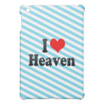 I love Heaven iPad Mini Case