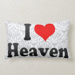 I love Heaven Pillow