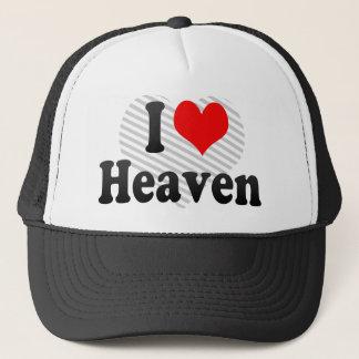 I love Heaven Trucker Hat