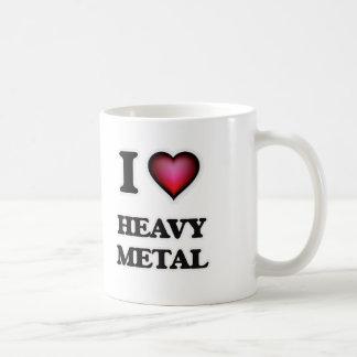 I love Heavy Metal Coffee Mug