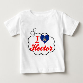 I Love Hector, New York Infant T-shirt