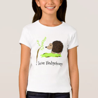 I love Hedgehogs T-Shirt
