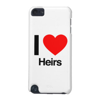 i love heirs iPod touch 5G case
