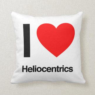 i love heliocentrics pillows