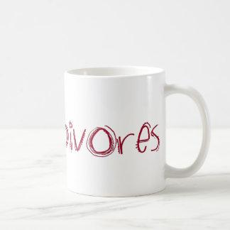 I Love Herbivores Mug