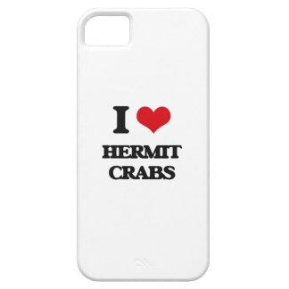 I love Hermit Crabs iPhone 5 Cases