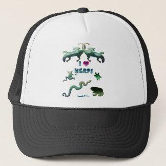 I Love Herps Trucker Hat