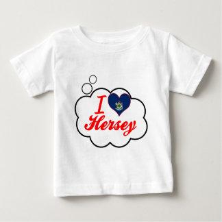 I Love Hersey, Maine T-shirt