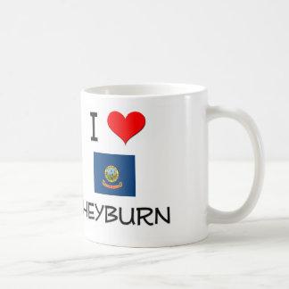 I Love HEYBURN Idaho Coffee Mug