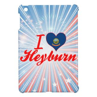 I Love Heyburn, Idaho Cover For The iPad Mini