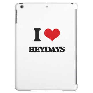 I love Heydays iPad Air Case
