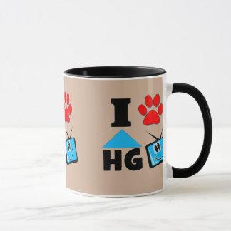 I Love HG TV Mug