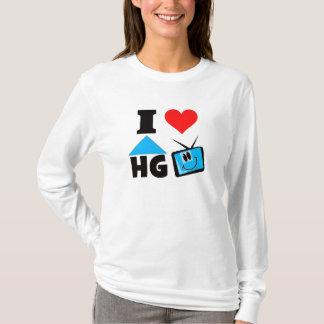 I Love HG TV T-Shirt