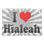 I Love Hialeah, United States iPad Mini Cases