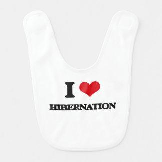 I love Hibernation Bibs