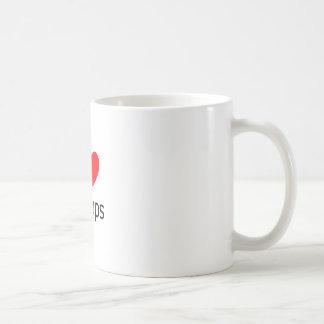 I Love Hiccups Coffee Mug
