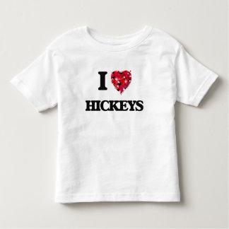 I Love Hickeys Tees