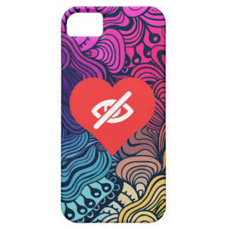 I Love Hide And Seek iPhone 5 Cases