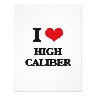 I love High Caliber Custom Flyer