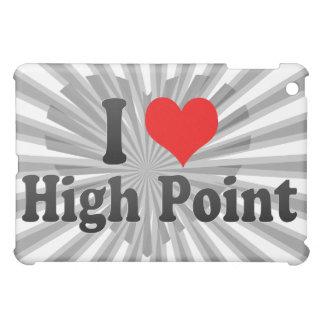 I Love High Point, United States iPad Mini Cases