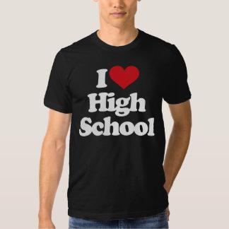 I Love High School! Tshirt