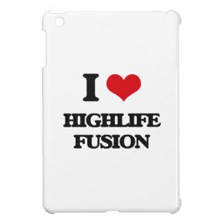 I Love HIGHLIFE FUSION iPad Mini Cases