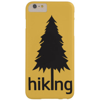 I Love Hiking ( Hike ) Barely There iPhone 6 Plus Case