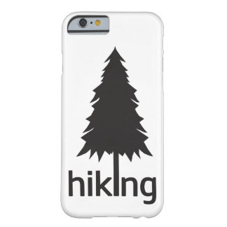 I Love Hiking ( Hike ) Barely There iPhone 6 Case