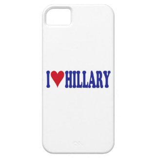 I Love Hillary iPhone 5 Case