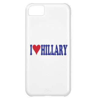 I Love Hillary iPhone 5C Cases