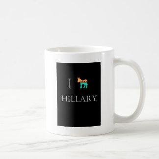 I love Hillary Clinton 2016 Coffee Mug