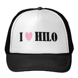 I LOVE HILO HAT