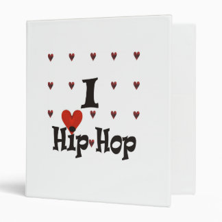 I love Hip Hop Binder