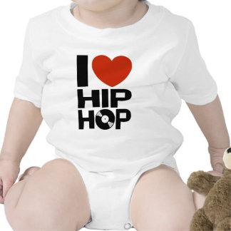 I Love Hip Hop Bodysuits