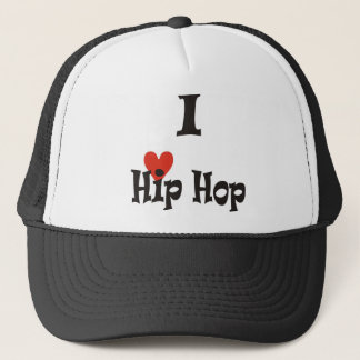 I Love Hip Hop Cap