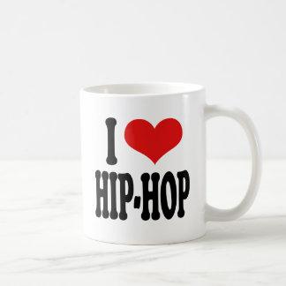 I Love Hip-Hop Coffee Mug