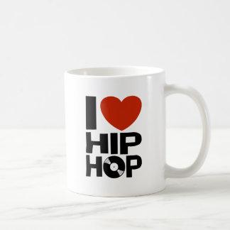 I Love Hip Hop Mugs