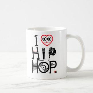 I Love Hip Hop - Music Coffee Mug