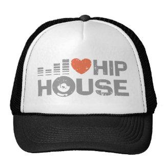 I Love Hip House Trucker Hat