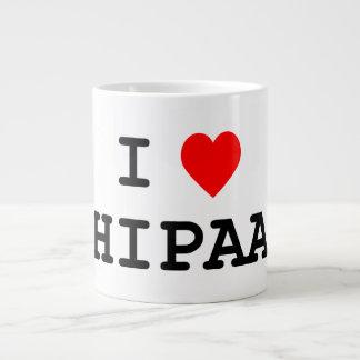 I Love HIPAA Mug