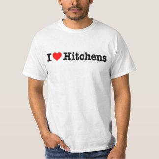 """I LOVE HITCHENS"" T-Shirt"