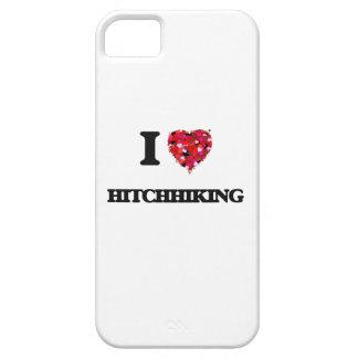 I Love Hitchhiking iPhone 5 Covers