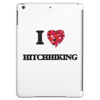 I Love Hitchhiking iPad Air Covers