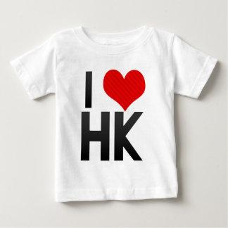I Love HK Baby T-Shirt
