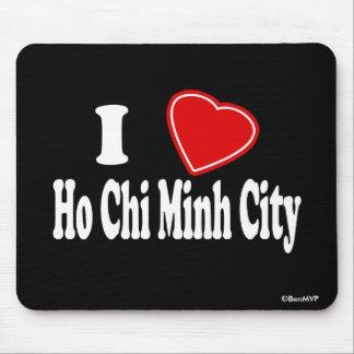I Love Ho Chi Minh City Mouse Pad