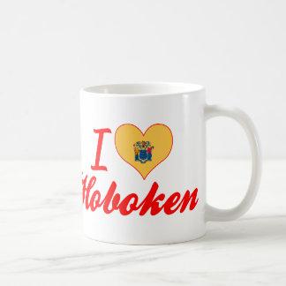 I Love Hoboken, New Jersey Coffee Mug